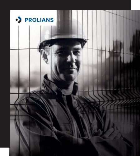 Prolians marque fournisseur de l'EURL Cornu